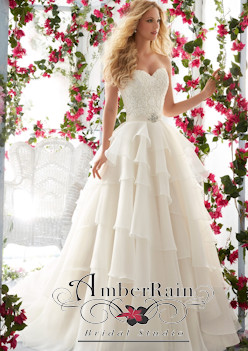 Wedding Dresses Bridal Wear By Amber Rain Bridal Studio